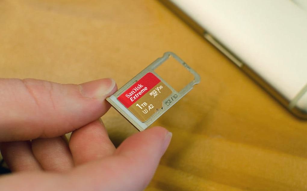 SanDisk начала продажи карты памяти на1ТБ: цена старого iPhone или флагмана Xiaomi | Канобу - Изображение 1