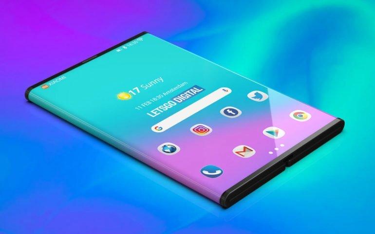 Опубликованы качественные рендеры складного планшетофона Xiaomi   SE7EN.ws - Изображение 1