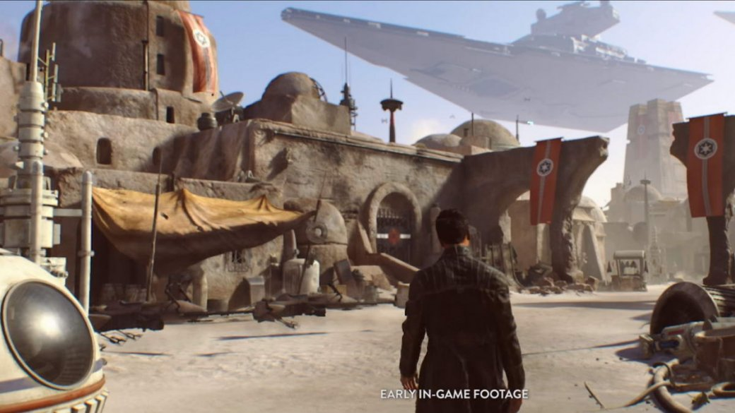 Игра отVisceral Games повселенной Star Wars обрастает подробностями | Канобу - Изображение 3298