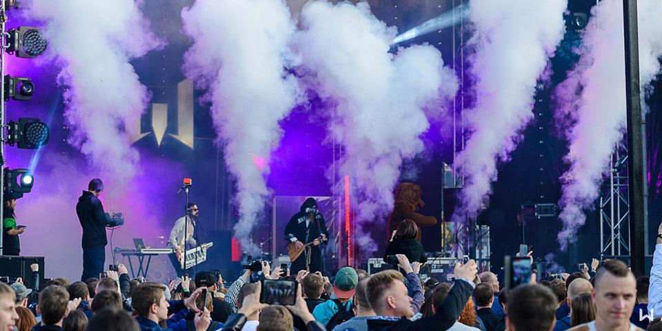 Warfest 2017 vsWarfest 2018— как фестиваль поп-культуры изменится загод | Канобу - Изображение 5