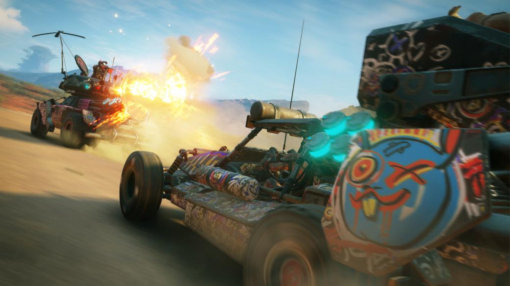 E3 2018. Rage 2 выглядит как потрясающий шутер, но есть моменты. - Изображение 2