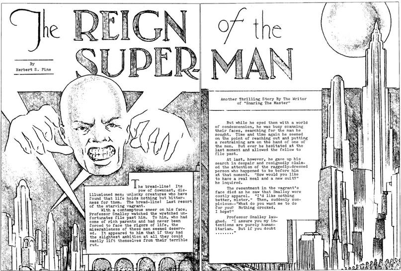 История Супермена иэволюция его образа вкомиксах   Канобу - Изображение 9383