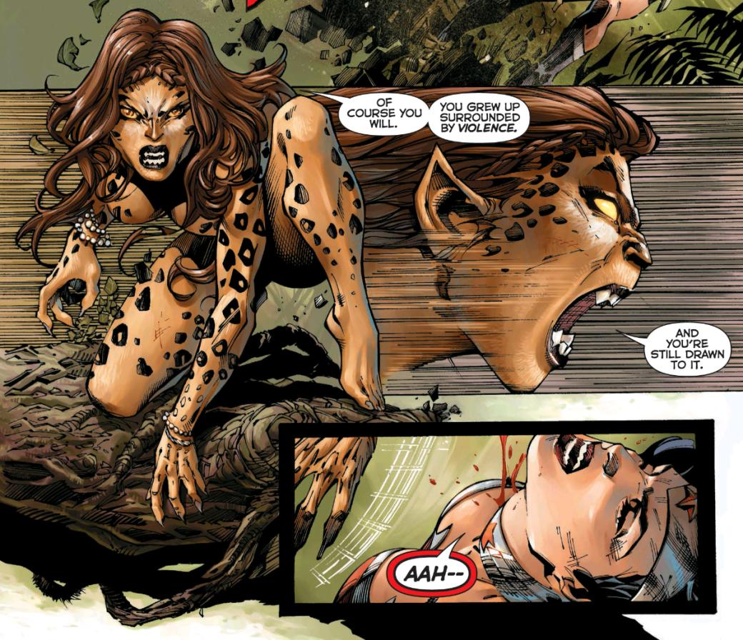 С кем сражается Чудо-женщина в сиквеле | Канобу - Изображение 8968