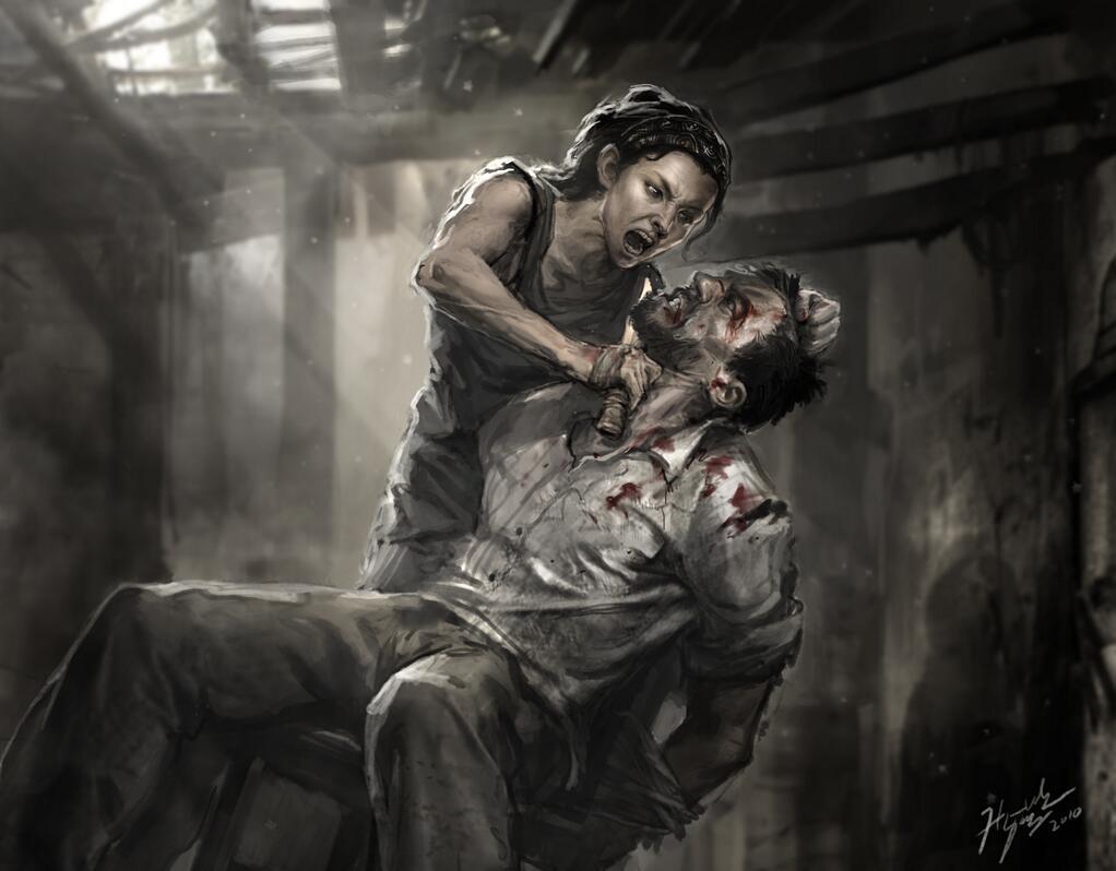 Авторы The Last of Us показали альтернативную концовку игры | Канобу - Изображение 6456