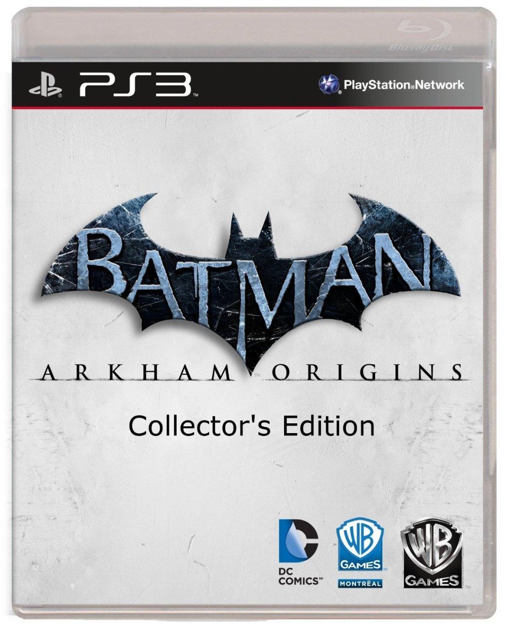 Batman: Arkham Origins получит коллекционное издание | Канобу - Изображение 3737