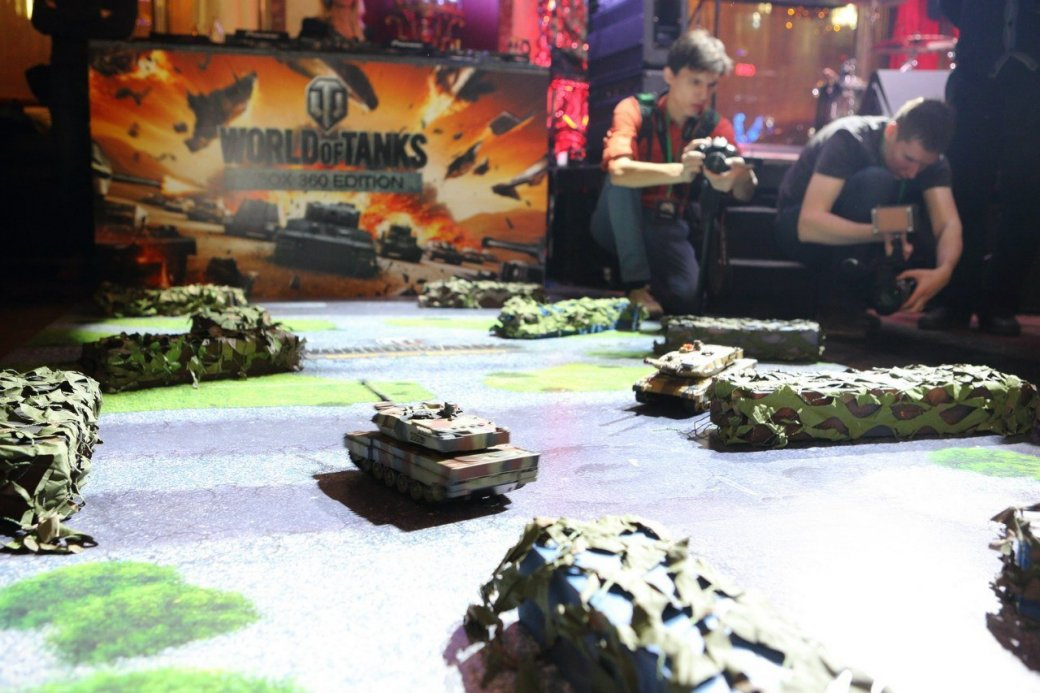 Вылезли из танка: репортаж с запуска World of Tanks Xbox 360 Edition | Канобу - Изображение 5138
