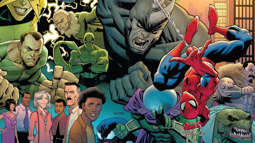 Человек-паук: Возвращение косновам. Как Marvel спасает супергероя отсамой себя | Канобу