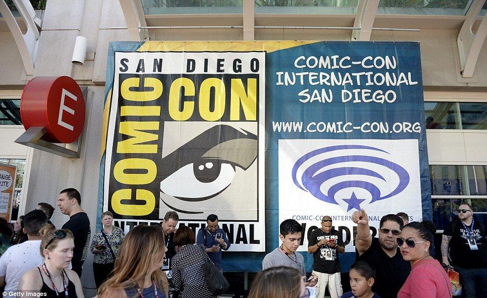 Comic-Con San Diego 2017. Дата проведения ирасписание главных панелей | Канобу - Изображение 1