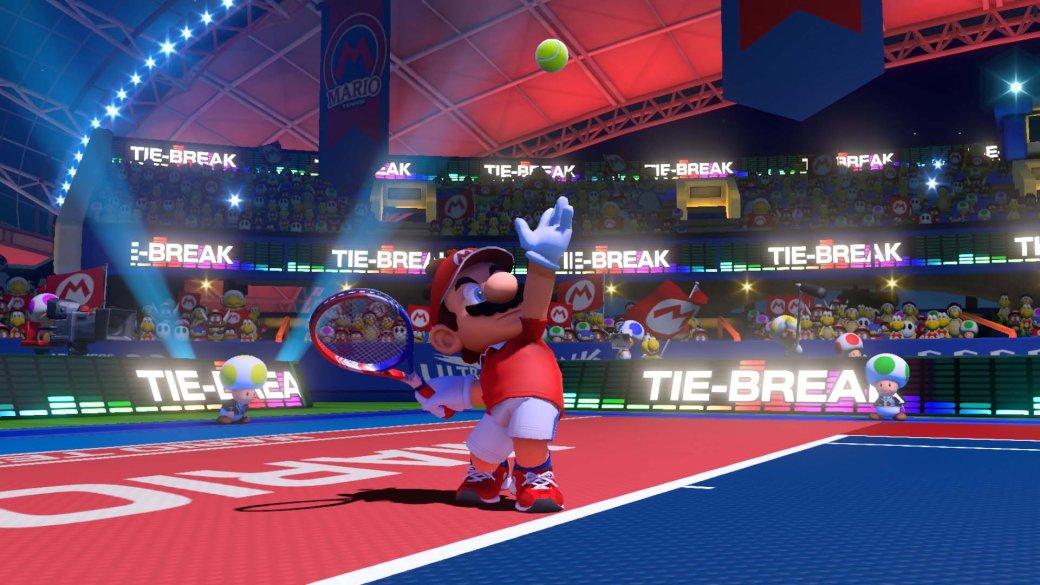 Рецензия на Mario Tennis Aces. Обзор игры - Изображение 1