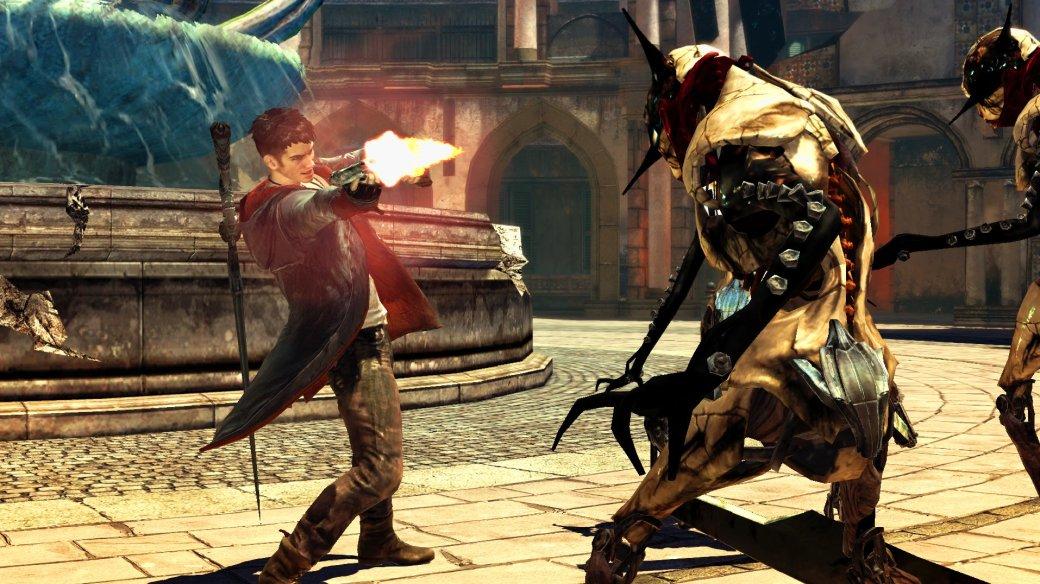 DmC: Devil May Cry: впечатления с Gamescom 2012   Канобу