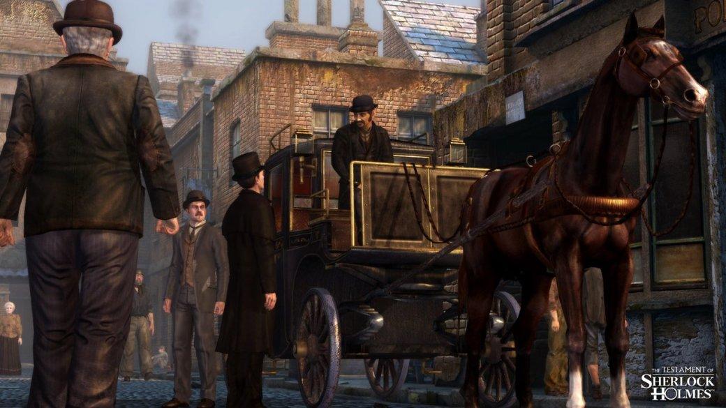 Рецензия на The Testament of Sherlock Holmes | Канобу - Изображение 349