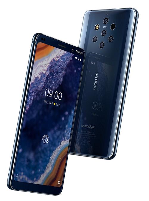 Пятикамерный флагман Nokia9 PureView представили официально | Канобу - Изображение 3