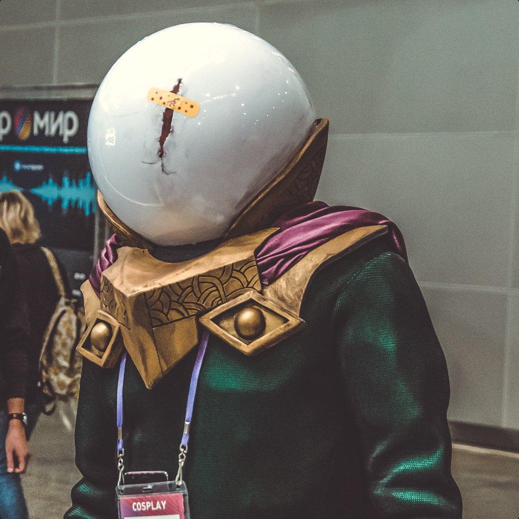 ФОТО. Косплей на«ИгроМире 2017» иComic Con Russia 2017. - Изображение 33
