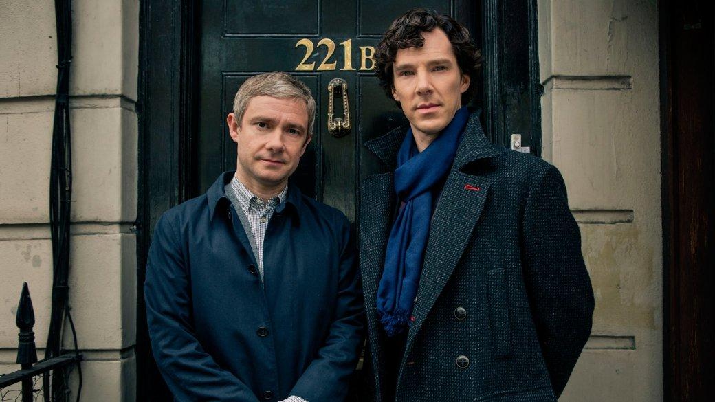 Названия эпизодов четвертого сезона «Шерлока» содержат важные спойлеры | Канобу - Изображение 10667