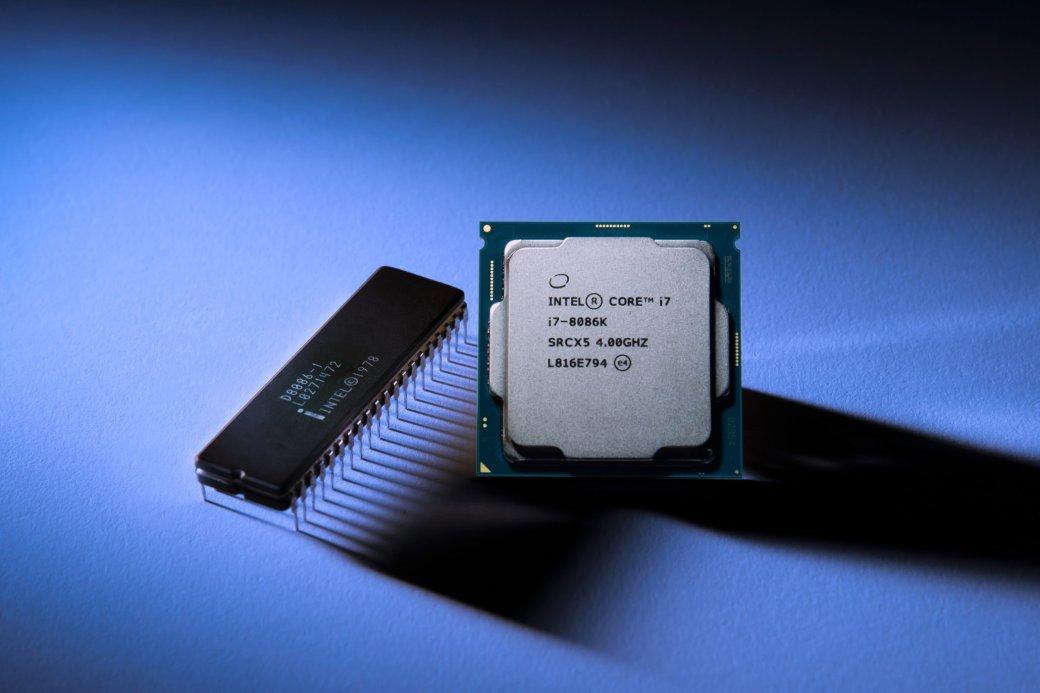 AMD затроллила Intel вовремя празднования юбилея первого процессора наархитектуре x86   Канобу - Изображение 172