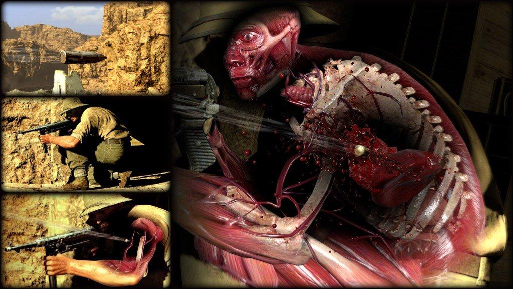 Лучшие записи убийств из Sniper Elite 3 | Канобу