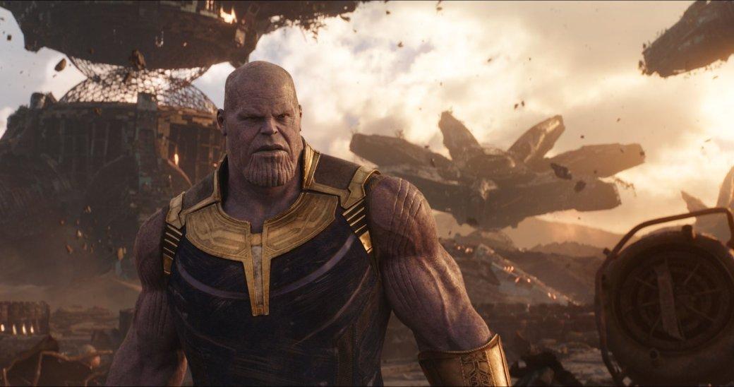 Из сценария «Мстители: Финал» убрали жуткую сцену: Танос бросал Капитану Америка голову другого Кэпа | Канобу - Изображение 5334