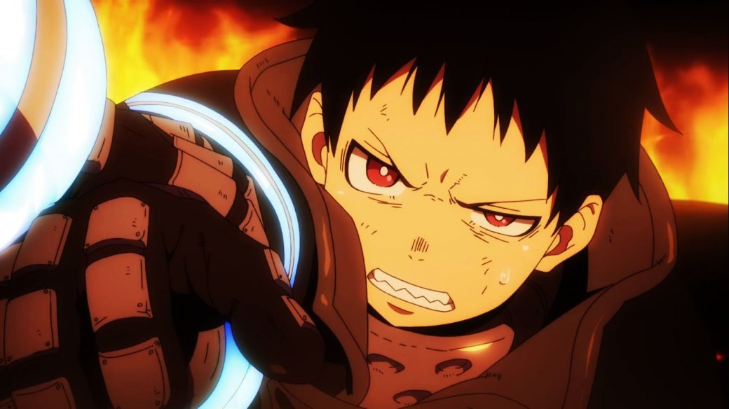 Рецензия на аниме Fire Force   Канобу - Изображение 2