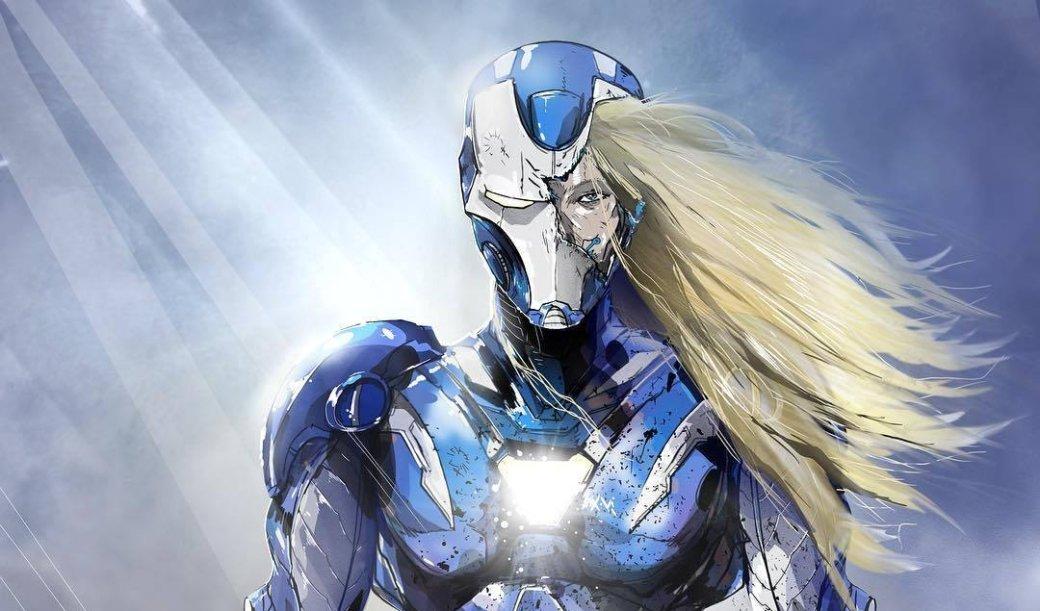 Новое официальное промо «Мстителей: Финал» позволяет лучше рассмотреть броню Пеппер Поттс | Канобу - Изображение 1
