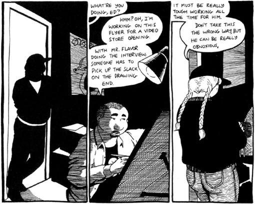 Комиксы: Box Office Poison | Канобу - Изображение 9691