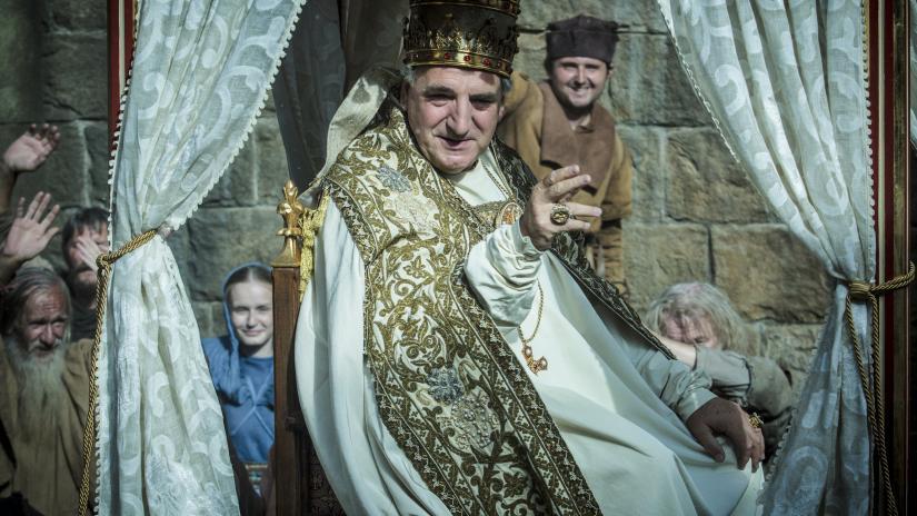 Стоитли смотреть 2 сезон «Падения Ордена» (теперь сМарком Хэмиллом)? | Канобу - Изображение 11284