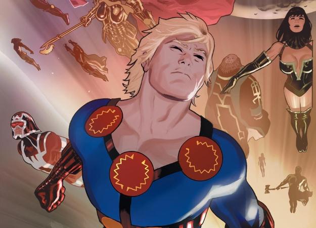 Фильм про Вечных изчетвертой фазы киновселенной Marvel получил сценаристов. - Изображение 1