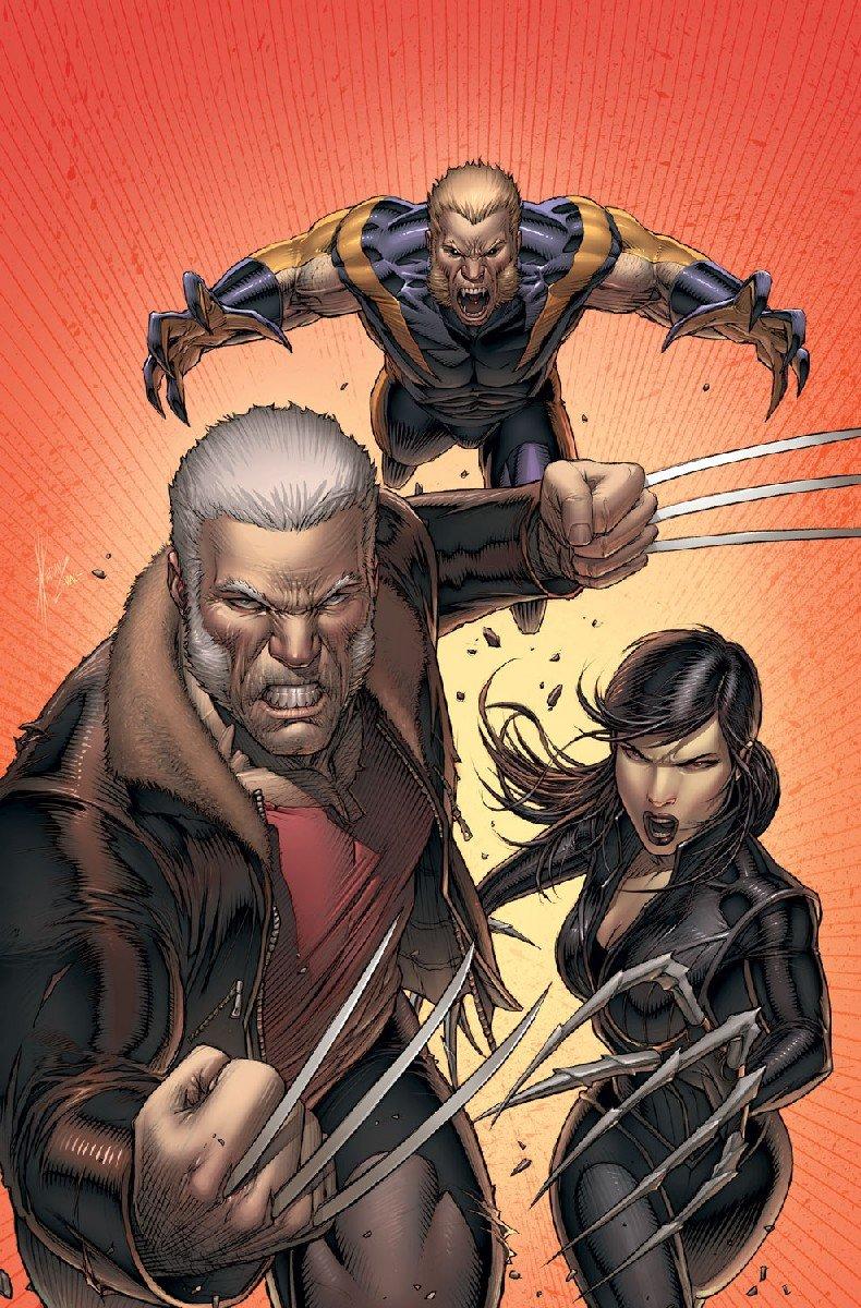 Оружие Икс: Небезупречные герои, сражающиеся с ужасными монстрами   Канобу - Изображение 4826