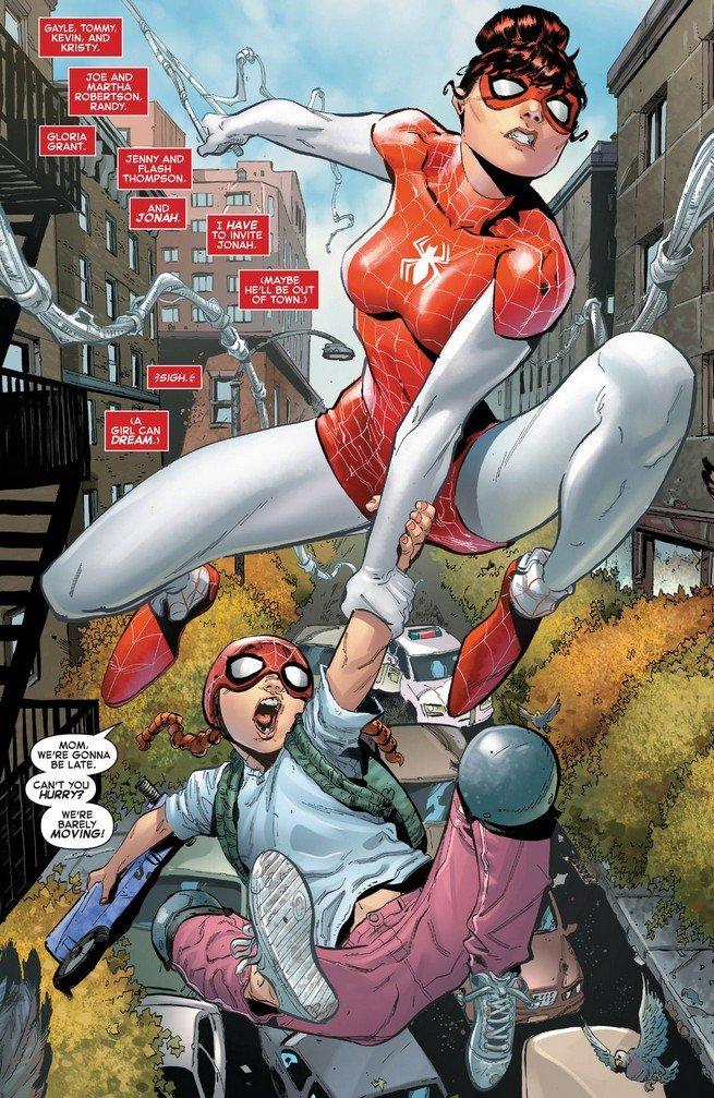 Мэри-Джейн стала полноценным супергероем | Канобу - Изображение 6503