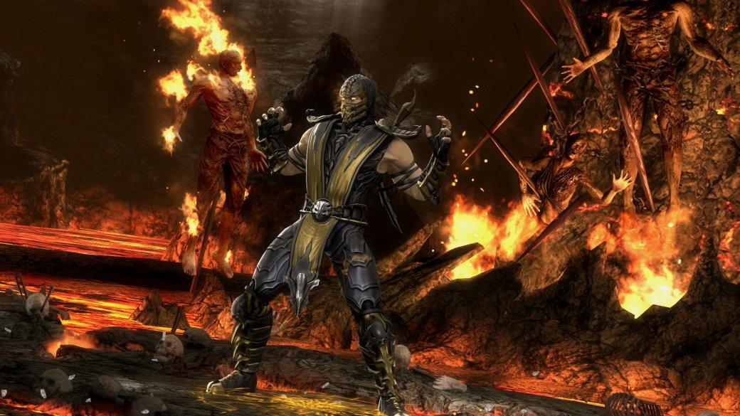 Обзор Mortal Kombat (2011), мнение о Mortal Kombat (2011), лучшие и худшие Mortal Kombat | Канобу - Изображение 6