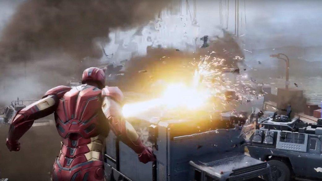СМИ: начто похож геймплей Marvel's Avengers | Канобу - Изображение 1