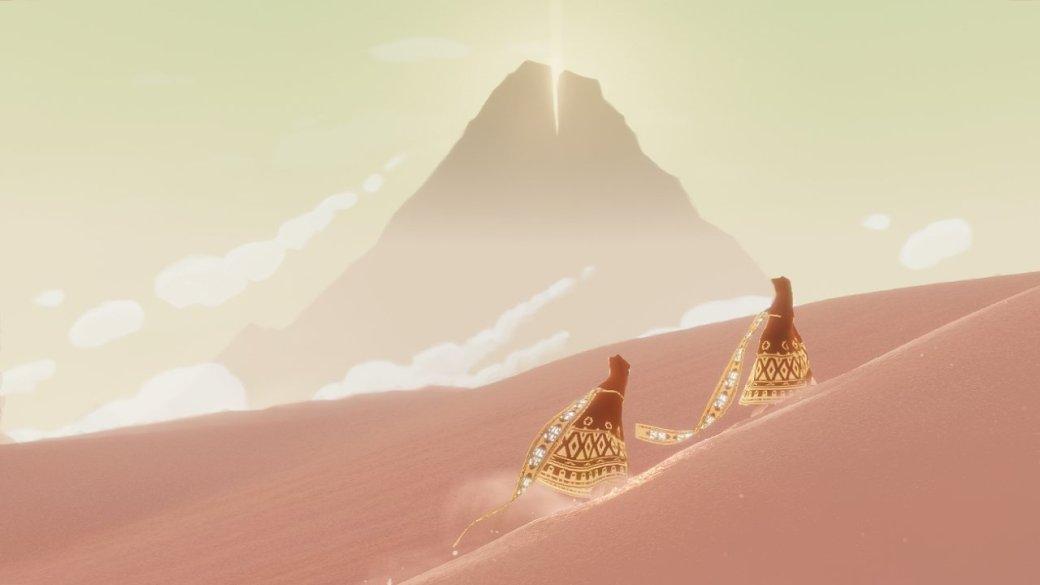 Рецензия на Journey - странноватая рецензия | Канобу - Изображение 1