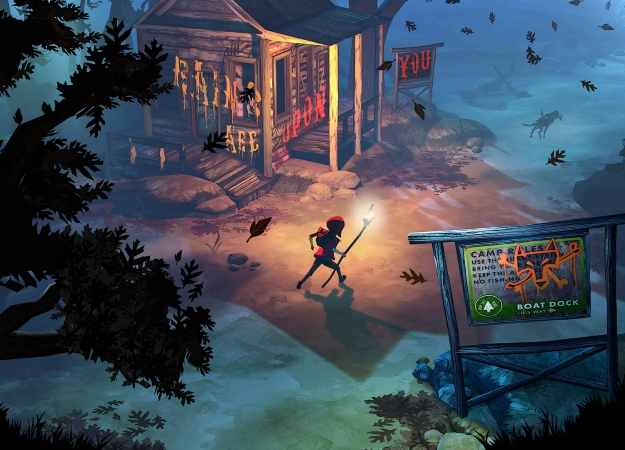 На Humble Bundle бесплатно раздают The Flame in the Flood. Успейте забрать. - Изображение 1
