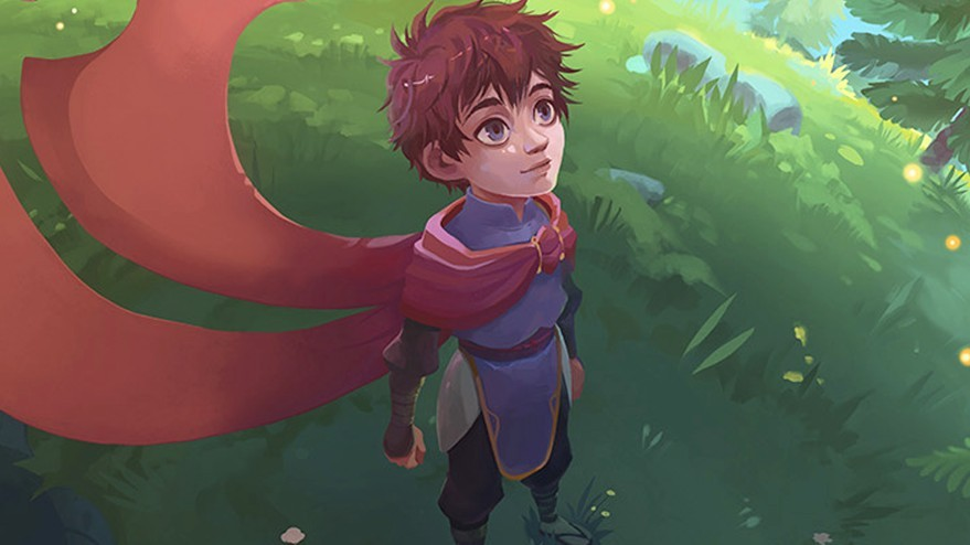 В Steam вышла Deiland – «песочница» с элементами RPG в духе «Маленького принца». - Изображение 1