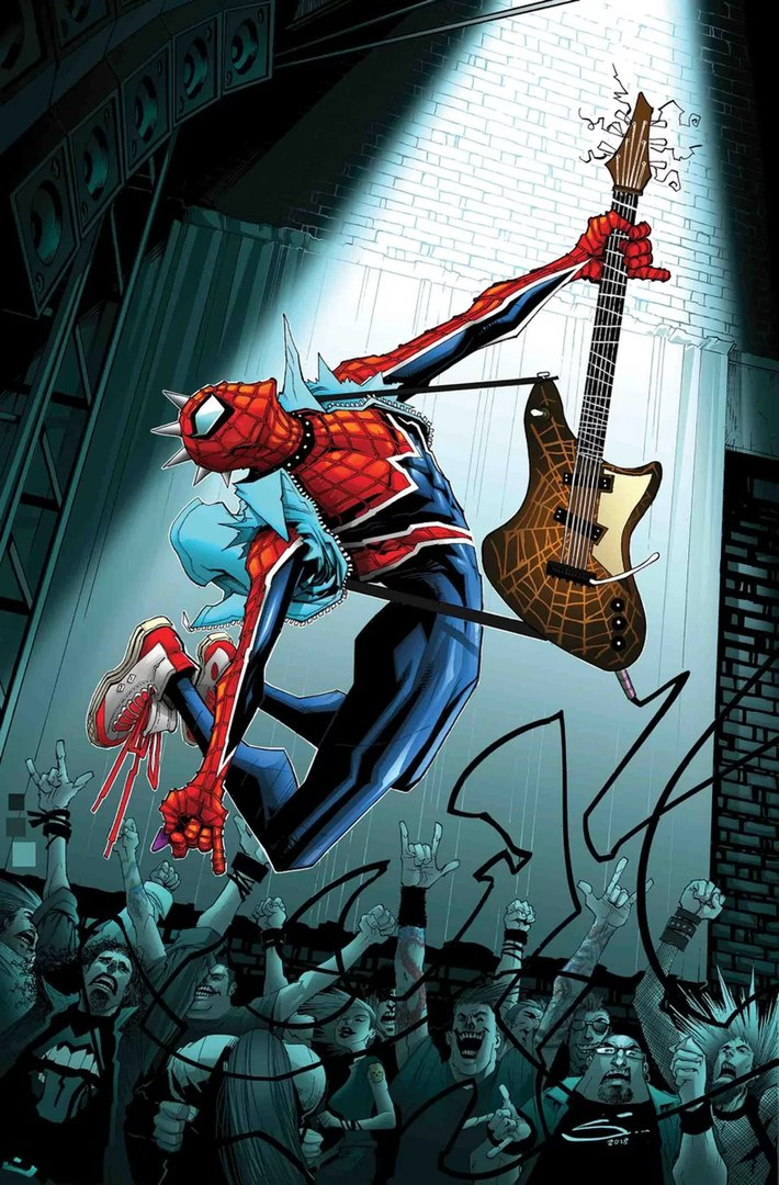 Комиксы Marvel ждет Спайдер-геддон! Новый кроссовер Людей-пауков изразных вселенных. - Изображение 2