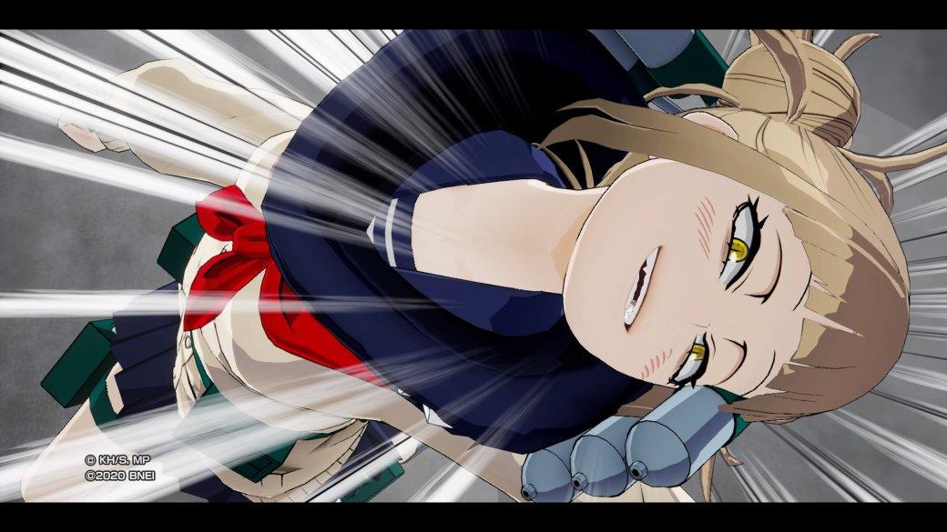 Почему MyHero One's Justice 2 оценят исключительно фанаты аниме «Моя геройская академия» | Канобу - Изображение 3646