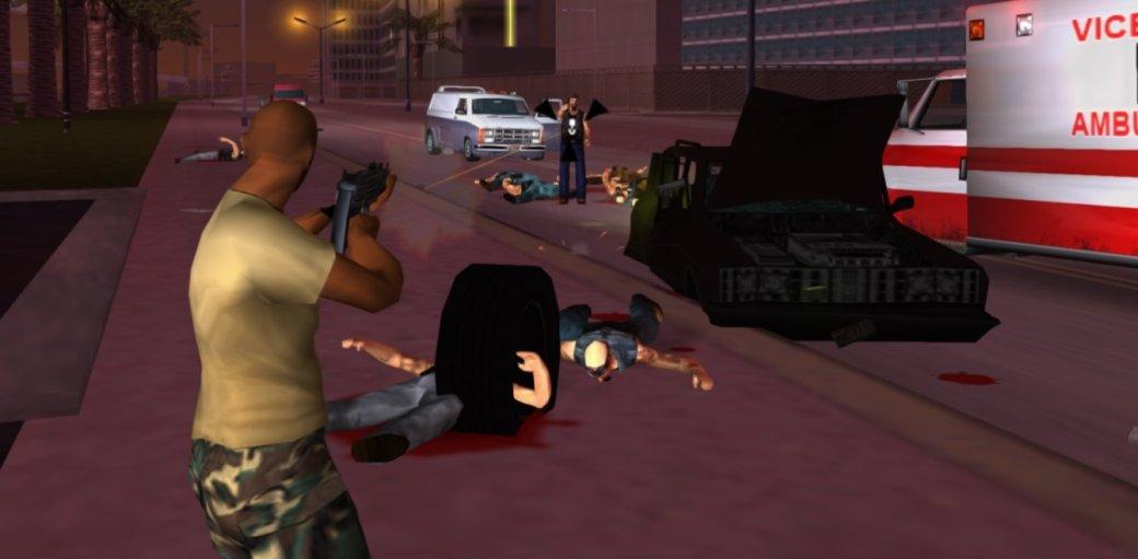 Лучшие части Grand Theft Auto - топ самых интересных игр серии GTA | Канобу - Изображение 8166