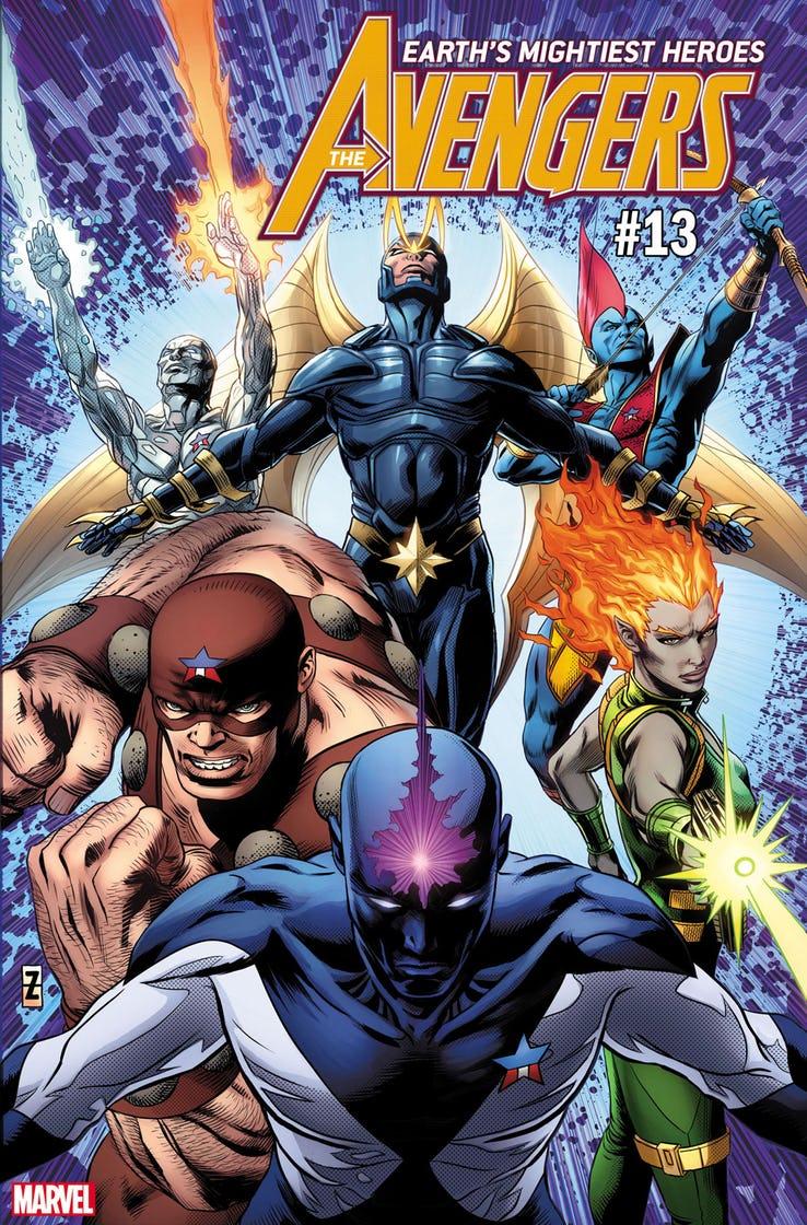Marvel продолжает тизерить новый состав Стражей Галактики. Кто попадет вкоманду? | Канобу - Изображение 3179