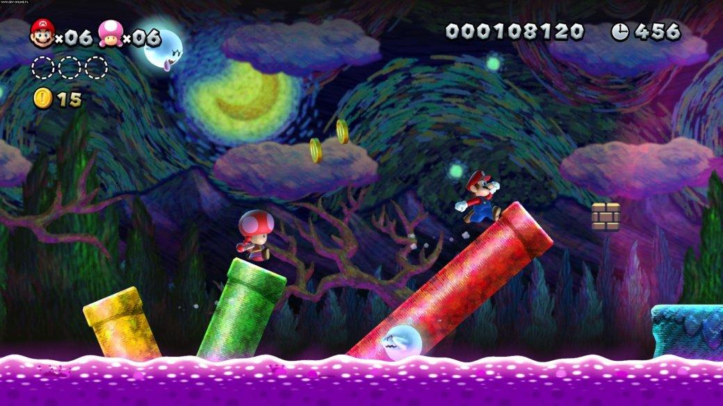 Рецензия на New Super Mario Bros. U Deluxe   Канобу - Изображение 0
