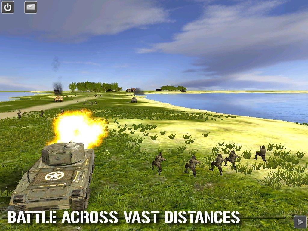 История в кармане: 8 мобильных игр о войне | Канобу - Изображение 3