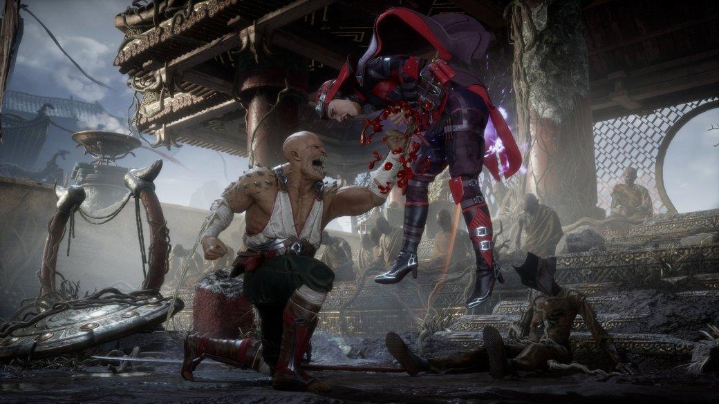 Превью Mortal Kombat 11 для PS4, PC, Switch и Xbox One   Канобу - Изображение 4848