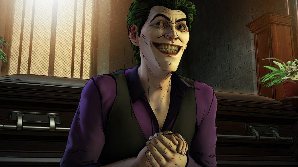 Финал Batman: The Enemy Within— самый нелинейный эпизод вистории Telltale?. - Изображение 6