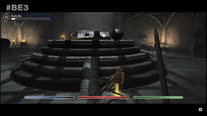 Е3 2018: The Elder Scrolls: Blades— новая вершина для смартфонов, нововсе немобильная Skyrim | Канобу - Изображение 2