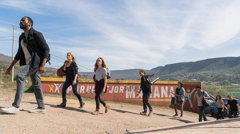 У«Бойтесь ходячих мертвецов» третий сезон. Почему этоеще существует? | Канобу - Изображение 16
