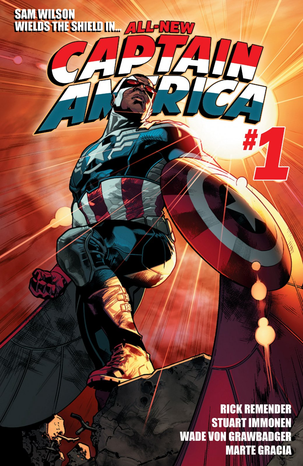 «Сокол иЗимний солдат»: игрушки слили костюм Сокола вроли Капитана Америка | Канобу - Изображение 8240