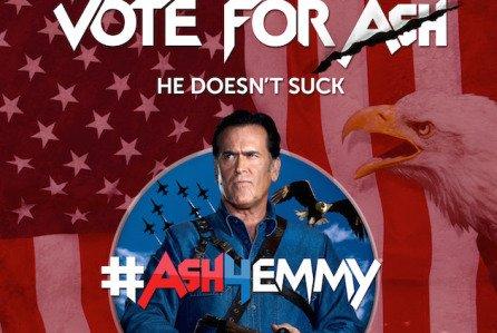 Брюс Кэмпбелл выдвинул себя на «Эмми» за роль Эша | Канобу - Изображение 9218