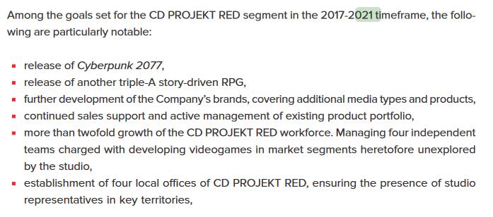 CD Projekt хочет выпустить Cyberpunk 2077 и еще одну ролевую игру до 2021 года. - Изображение 2
