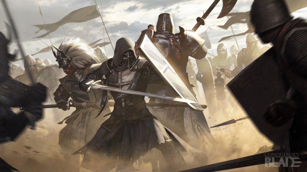 Превью Сonqueror's Blade— тактическая MMO осредневековой войне | Канобу - Изображение 4419