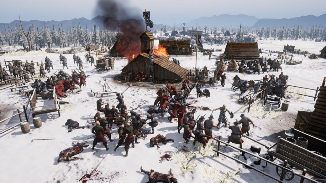«Уже нетактика, еще неRTS»: что игроки думают остратегии Ancestors Legacy