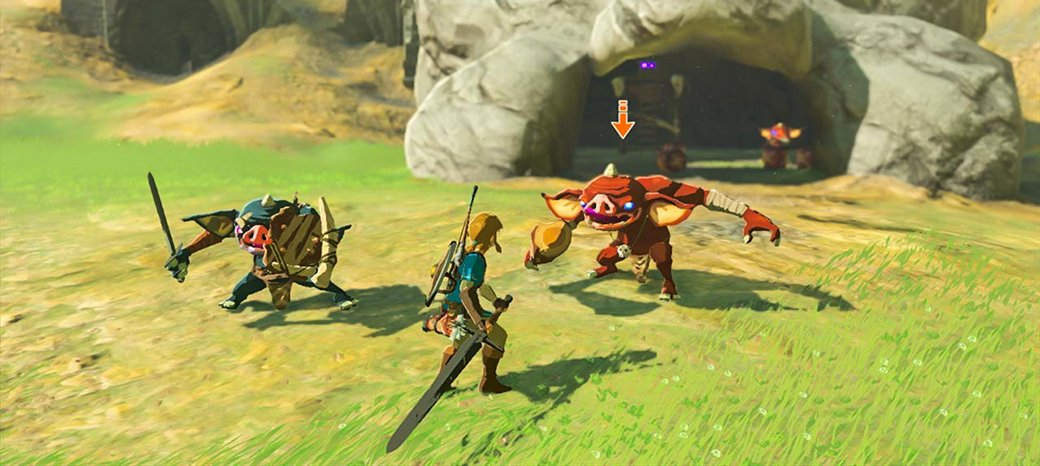 Рецензия на The Legend of Zelda: Breath of the Wild | Канобу - Изображение 6807