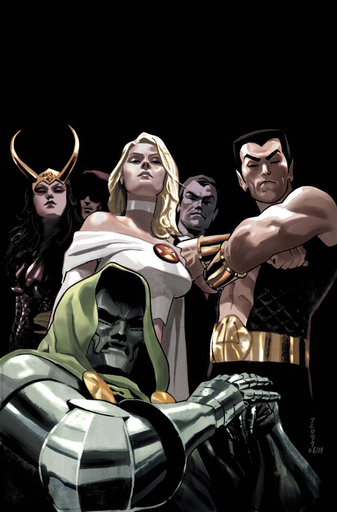 Эволюция Локи вкомиксах Marvel— бог обмана, король, Мститель, кандидат впрезиденты США | Канобу - Изображение 7010